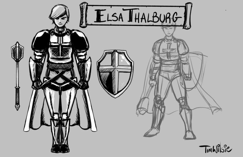 Elsa Thalburg